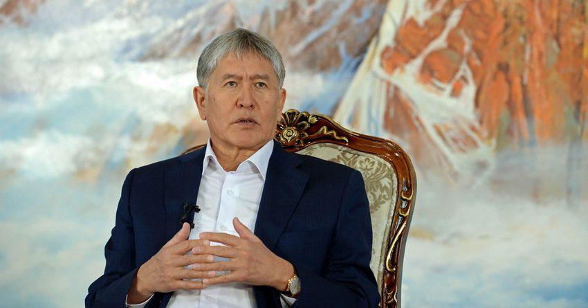 Атамбаев одобрил получение 3.4 млрд сомов у МАР и АБР на покрытие дефицита бюджета