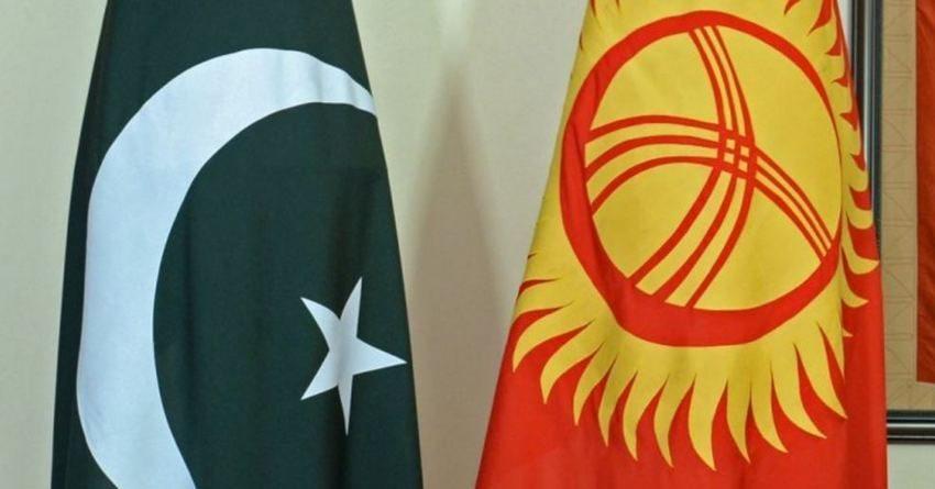 Кыргызстан и Пакистан договорились увеличить товарооборот