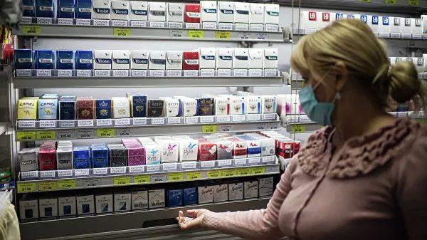 В РФ табачная продукция может подорожать на 25%