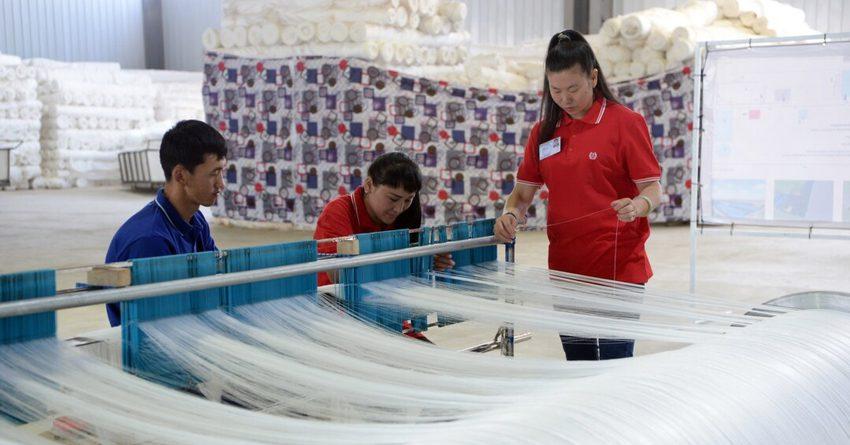 В КР объем промышленной продукции за пять месяцев уменьшился на 9.7%