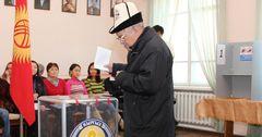 На проведение президентских выборов в 2017 году заложено 400 млн сомов