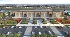 В Туркестане открыли новый международный аэропорт