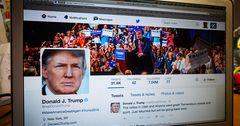 Финансист придумал, как зарабатывать на твитах Трампа