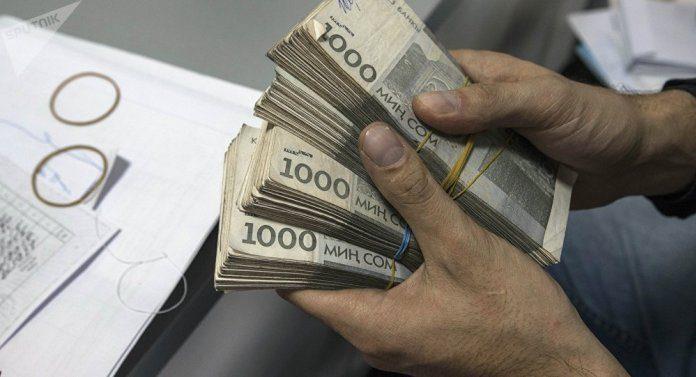 На счет по борьбе с коррупцией поступило больше миллиарда сомов