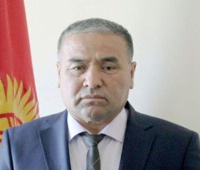 Мэр Баткена назначен специальным представителем президента Баткенской области