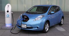 В КР стимулируют использование электромобилей
