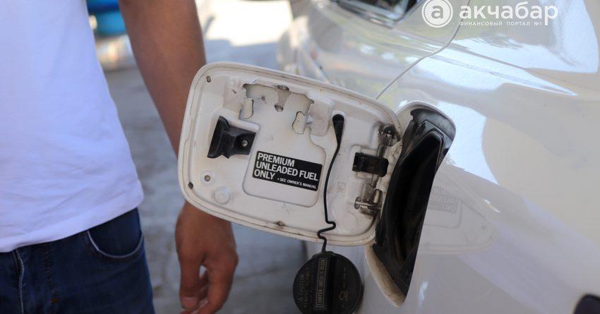 Нефтетрейдеры КР прогнозируют дефицит беспошлинного бензина в сентябре