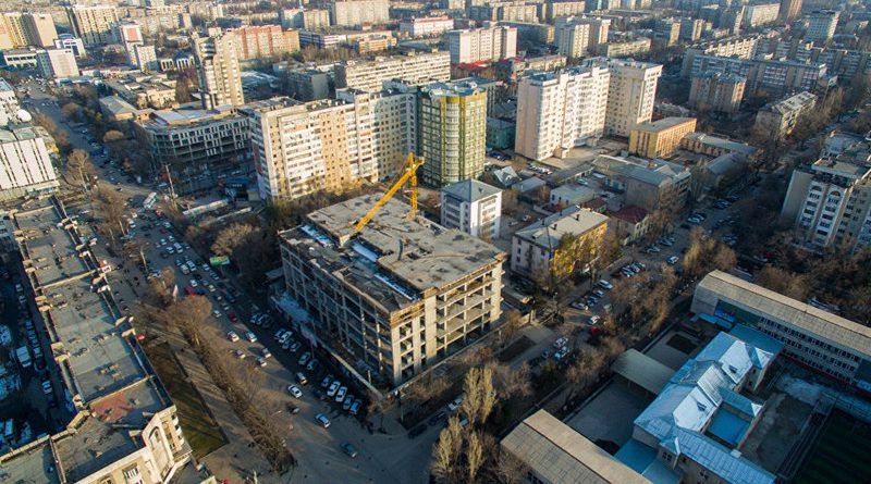 Свердловский район Бишкека собрал в бюджет более 243 млн сомов