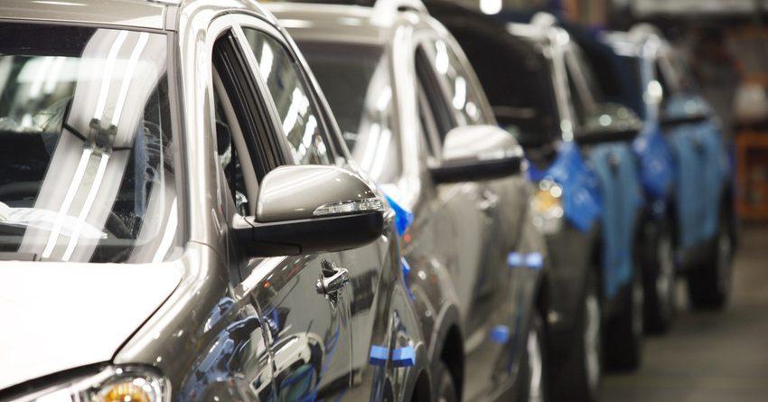 В Кыргызстан ввезено 28.3 тысячи автотранспортных средств