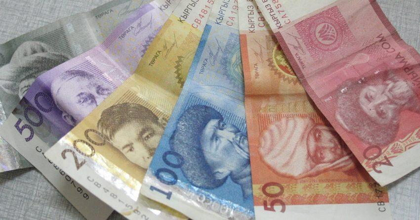 В феврале объем сомовых депозитов клиентов комбанков КР вырос на 45%
