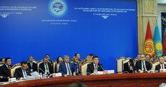 Кыргызстан выступил за скорейшее создание Банка и Фонда развития ШОС