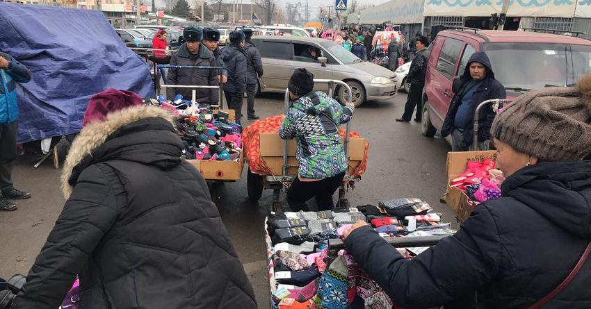 Мэрия ликвидировала более 50 точек незаконной торговли