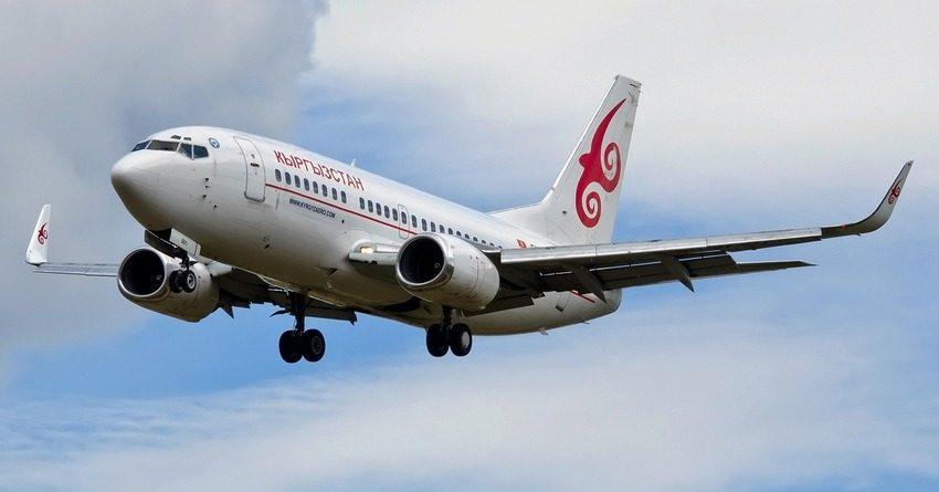 В Кыргызстане на авиацию потратили 192 млн сомов