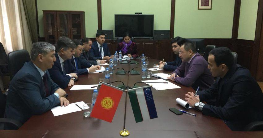 Узбекистан планирует производить автомобили в Кыргызстане