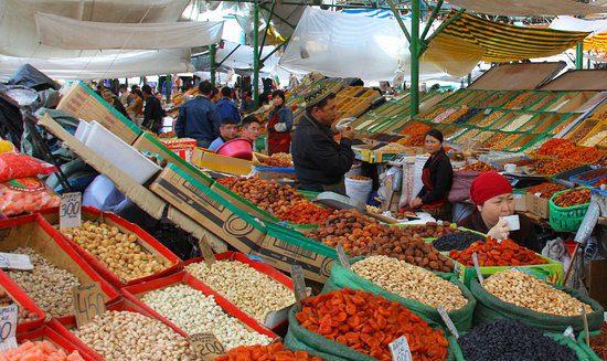 Кыргызстан занимает 1.4% во взаимной торговле стран ЕАЭС