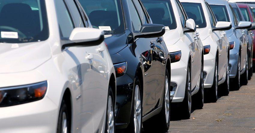 В КР задержана крупная партия автомашин — ущерб оценили почти в $1 млн