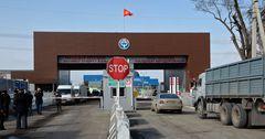 Пограничники КПП«Ак-жол-автодорожный» пресекли незаконный провоз ГСМ