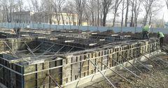 Началось строительство 14 государственных школ
