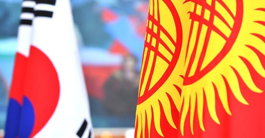 Кыргызстан просит Корею смягчить бремя внешнего долга