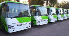 Мэрия Бишкека нашла подрядчика для доставки 350 экоавтобусов