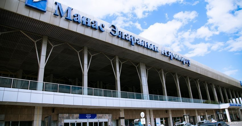 Аэропорт «Манас» возобновил внутренние авиарейсы
