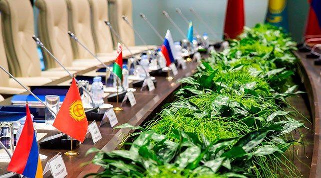 Кыргызстан принял участие в Совете ЕЭК