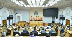 Кубатбек Боронов обозначил 11 приоритетов работы правительства