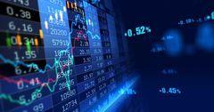 Объем торгов на Фондовой бирже снизился на 83.9%