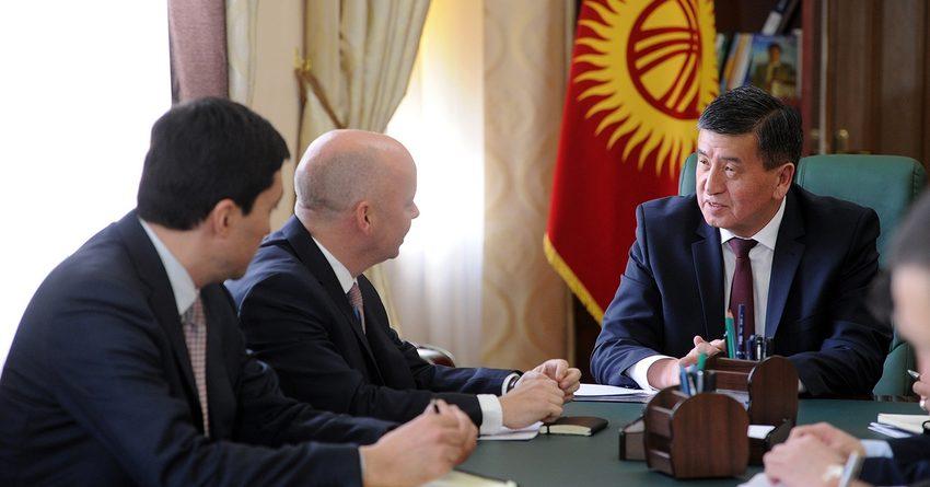 За последние 3 года ЕБРР инвестировал в Кыргызстан около $300 млн