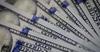 Национальная валюта укрепилась к доллару США на 0.34 сома