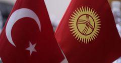 Члены Кыргызско-Турецкого форума передали гумпомощь больнице