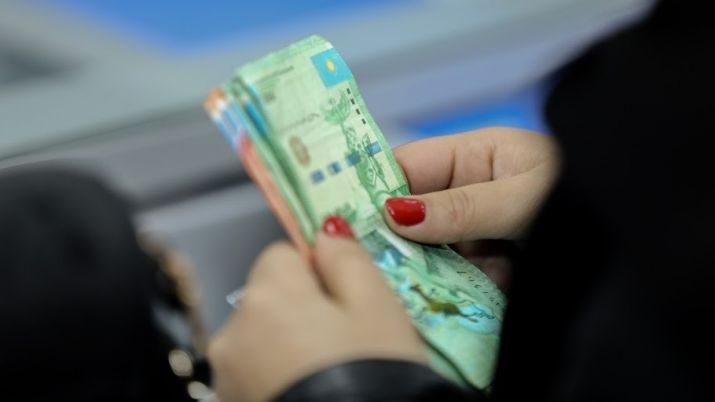 Объем денежных переводов из Кыргызстана в Казахстан вырос на 12.3%