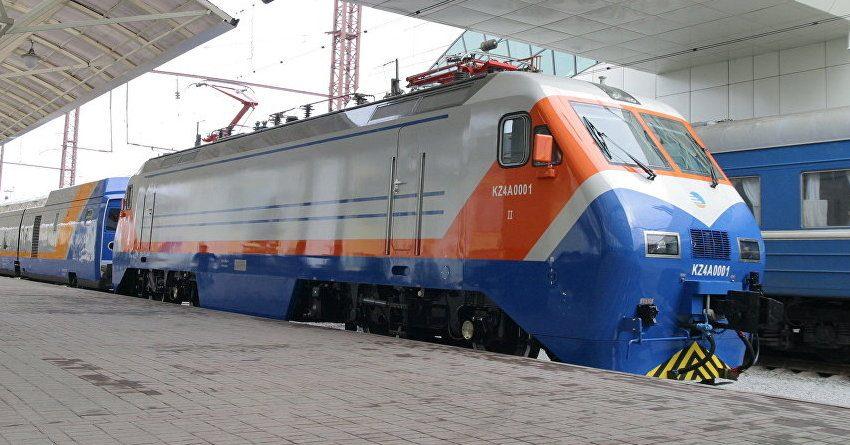 Алматы - Ташкент - новый железнодорожный маршрут