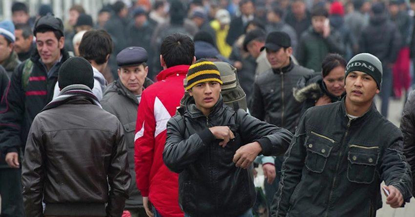 Трудовая миграция в Таджикистане выросла на четверть