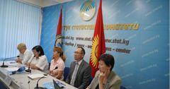 В первом полугодии на 0.7% снизился объем ВВП в Кыргызстане