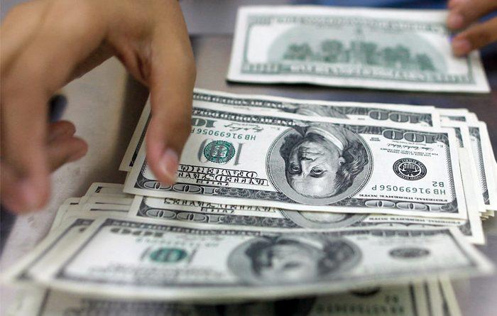 Нацбанк продал $10.8 млн для сдерживания курса