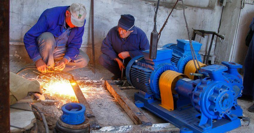 Объем промышленного производства в КР сократился на 4.7%