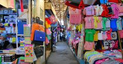 Кийим-кече сатуучу базарлар 25-майдан тарта иштей баштайт