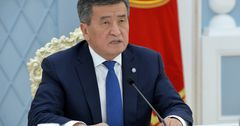 Президент КР: Из-за пандемии доходы бюджета могут уменьшиться на 20%