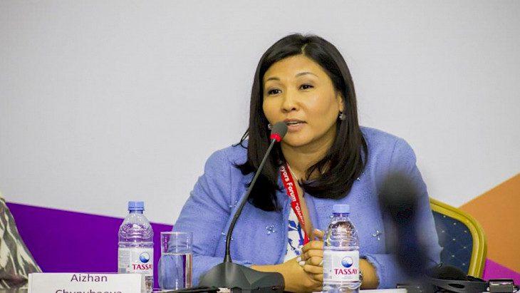 Чыныбаева:Бишкекте карантин чаралары киргизилбейт