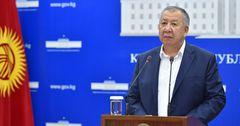 Въезд в Россию разрешен не всем гражданам КР — премьер-министр