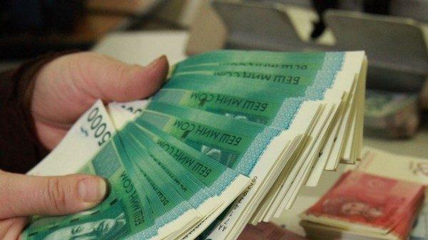 На счет Минздрава поступило 121.8 млн сомов