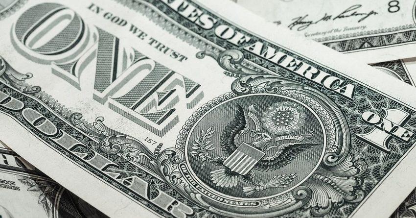 На сдерживание роста доллара потратили еще $7 млн