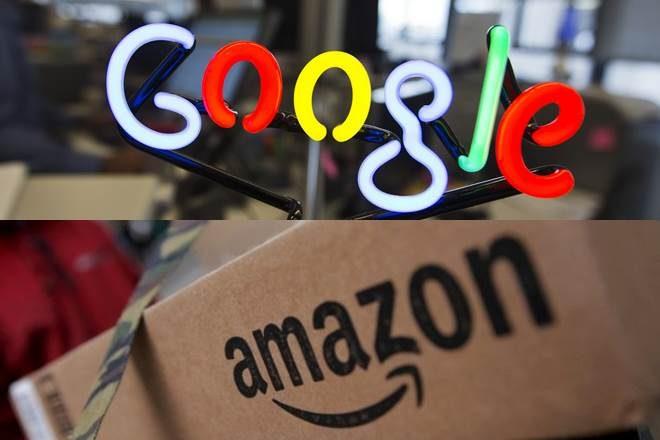 Финансовые отчеты Amazon и Google разочаровали инвесторов