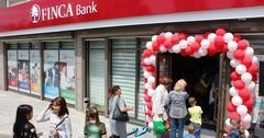 FINCA Банк открыл новую сберкассу в 7-м микрорайоне Бишкека