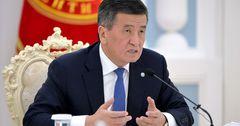 Сооронбай Жээнбеков ознакомился с ходом цифровизации в системе ГРС