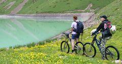 За пять лет Кыргызстан посетили более 6.5 млн туристов