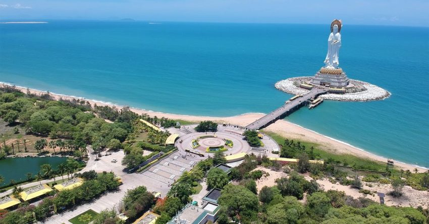 Объем торговли Хайнаня со странами «пояса и пути»  составил $5.7 млрд
