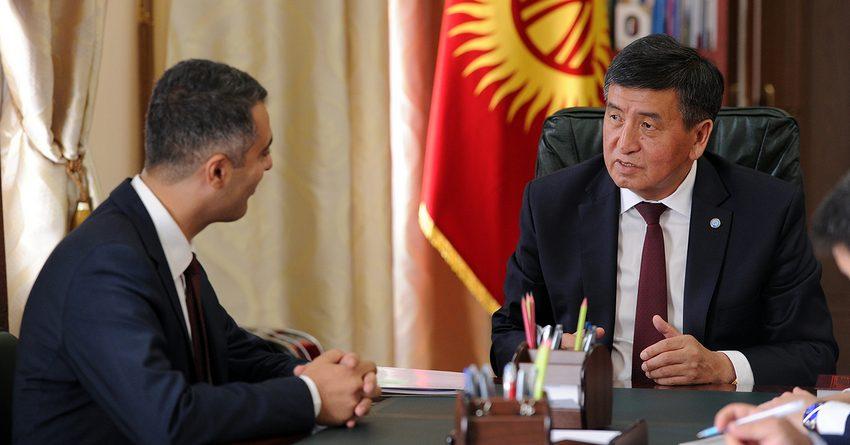 Турецкое управление по сотрудничеству осуществило в КР проектов и мероприятий на $60 млн