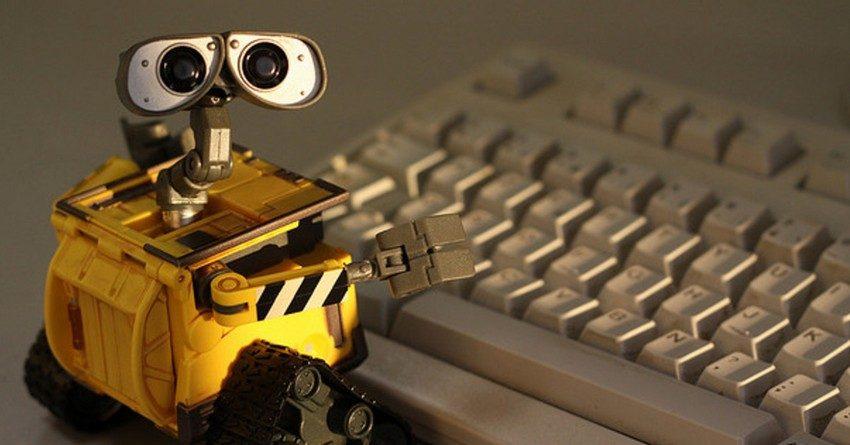 Китайский робот-журналист написал свою первую статью засекунду